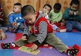 Programme de soutien aux enfants autistes