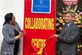 Inauguration du Centre de coopération AIEA - VINATOM sur l'eau et l'environnement