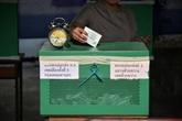 Thaïlande: le vote aura lieu à nouveau dans six bureaux de vote