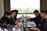 Vietnam et Thaïlande renforcent leur coopération dans le cadre de l'ASEAN