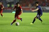 Classement FIFA: le Vietnam se classe au 98e rang mondial