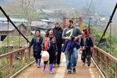 Lào Cai accueille 1,4 million de touristes au 1er trimestre