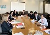 Le Vietnam et le Canada renforcent leur coopération parlementaire