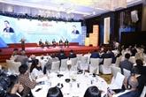 Le vice-Premier ministre Vuong Dinh Huê au Forum CEO 2019
