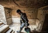Égypte: une tombe de plus de 2.000 ans dévoilée à Sohag