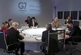 France: la réunion des ministres des Affaires étrangères du G7 s'ouvre à Dinard
