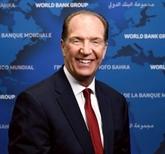 L'Américain David Malpass, à la tête de la Banque mondiale