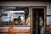 Le nombre de cas d'Ebola en augmentation enRépublique démocratique du Congo