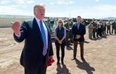 Trump insiste son message à la frontière mexicaine: