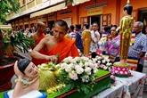 Le Premier ministre félicite les Khmers à l'occasion du Têt Chol Chnam Thmay