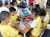 Partage d'expériences dans la protection des enfants vulnérables à Hô Chi Minh-Ville