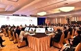 Les ministres des Finances et gouverneurs de banques centrales se réunissent en Thaïlande