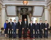 Le singapourien Keppel souhaite devenir un partenaire à long terme de Hô Chi Minh-Ville