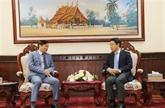L'ambassadeur vietnamien formule ses vœux à l'occasion du Nouvel An du Laos