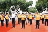La Journée mondiale de la santé fêtée au Vietnam