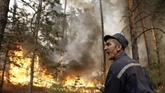 Russie: 3.568 hectares de forêts calcinés en 24 heures