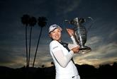 Golf: Ko s'offre l'ANA Inspiration, son premier titre majeur