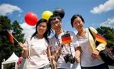 Formation professionnelle gratuite pour les travailleurs vietnamiens en Allemagne