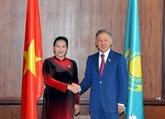 Le Vietnam, un important partenaire du Kazakhstan en Asie du Sud-Est