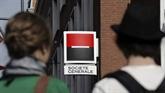 Société Générale: 1.600 postes supprimés, dont 700 en France
