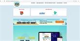 Lancement du test de connaissances en ligne sur la mer et les îles du Vietnam