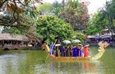 Restauration des valeurs culturelles de la fête de la pagode Thây