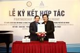 Coopération artistique entre le Conservatoire de Hô Chi Minh-Ville et l'AMPA