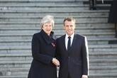 May à Berlin puis Paris avant un Sommet européen crucial