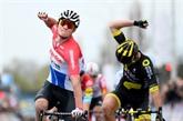 Cyclisme: Circuit de la Sarthe, tous contre Mathieu van der Poel