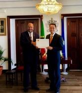 Resserrement des relations Vietnam - Saint-Christophe-et-Niévès