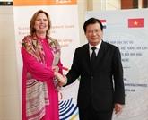 Le Vietnam et les Pays-Bas renforcent leur coopération dans l'adaptation au changement climatique
