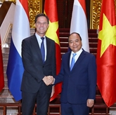 Déclaration commune entre le Vietnam et les Pays-Bas