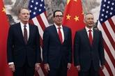 Chine - États-Unis: les négociations reprennent à Pékin