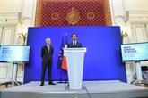 Paris: l'exécutif annonce de la fermeté face aux risques de débordements
