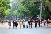 Les visiteurs affluent vers les destinations touristiques