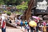 Les grands sites touristiques pris d'assaut
