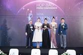 Lancement du concours de beauté Miss Vietnam Global Business 2019