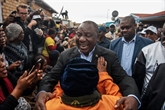 Afrique du Sud: victoire pour l'ANC au pouvoir