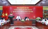Le Premier ministre appelle Hai Phong à investir dans l'économie numérique