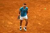 Madrid: Nadal battu en demi-finales