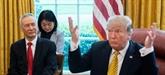 Donald Trump: Négociez maintenant, ça sera
