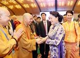 Banquet en l'honneur de la fête bouddhique du Vesak 2019