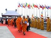 Ouverture de la fête bouddhique du Vesak 2019
