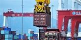 Leprésident américain défend les tarifs contre la Chine