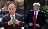Le président Trump reçoit le Premier ministre Orban