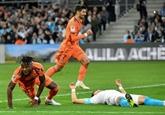 Marseille éjecté d'Europe, Lille et Lyon bien placés, Guingamp relégué