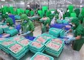 Améliorer de l'élevage des pangasius à exporter