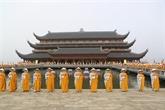Bouddhisme: renforcement des échanges avec d'autres pays