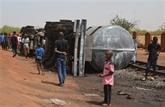Niger: 76 morts lors de l'explosion du camion-citerne