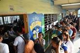 Les électeurs philippins vont aux urnes